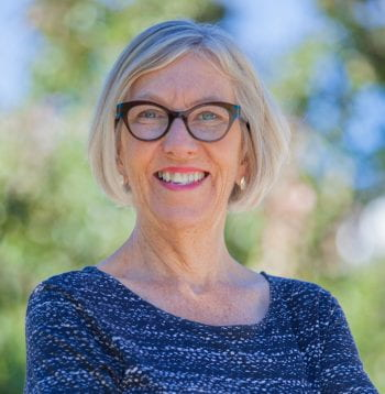 Headshot of Charlotte Yates.