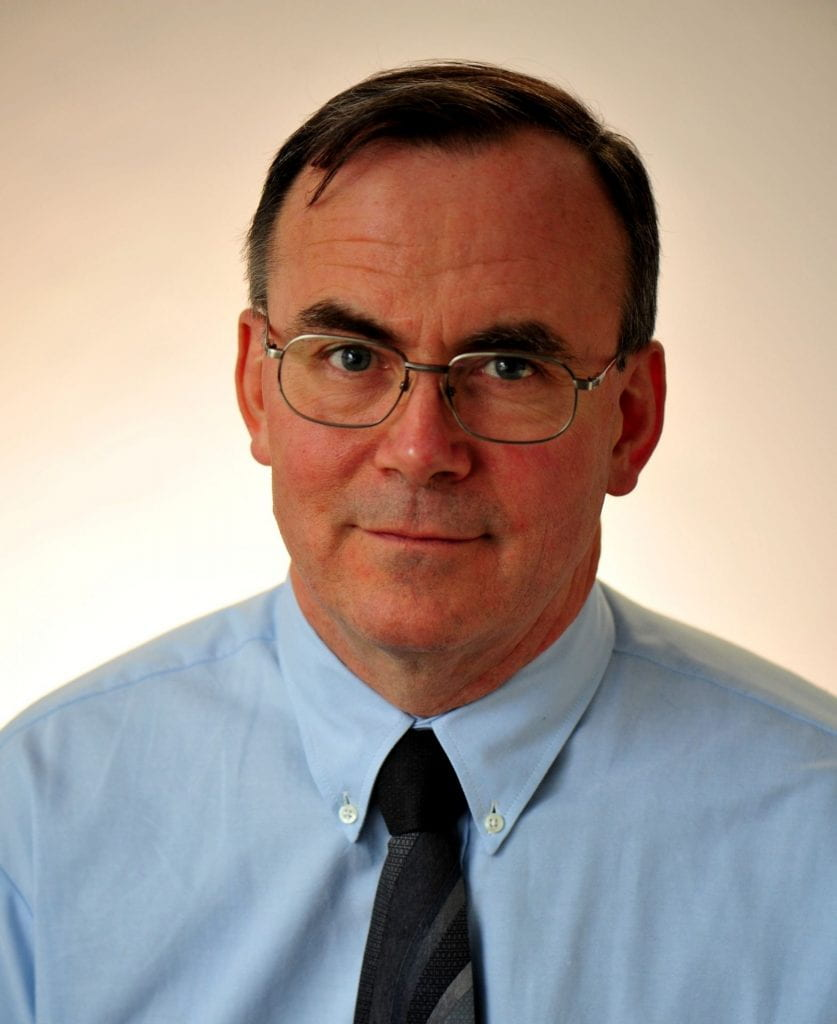 Headshot of Kris E. Inwood.