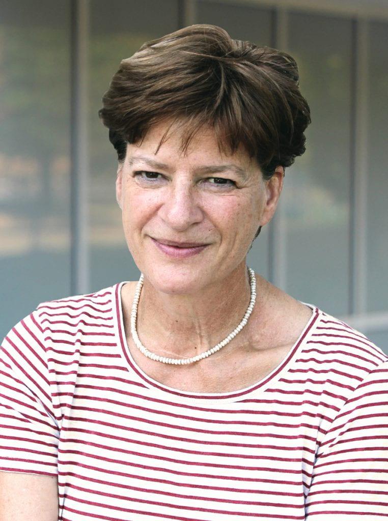 Headshot of Dorothee Bienzle.