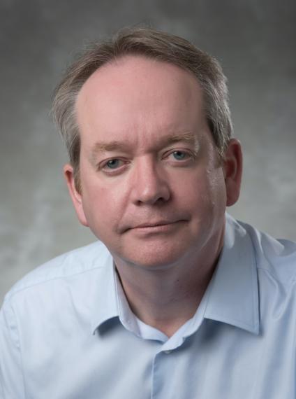 Headshot of David A. Calvert