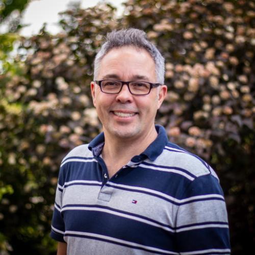 Headshot of Craig Johnson