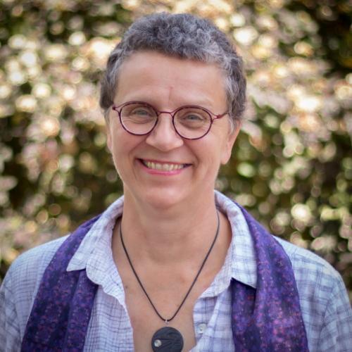 Headshot of Deborah Stienstra