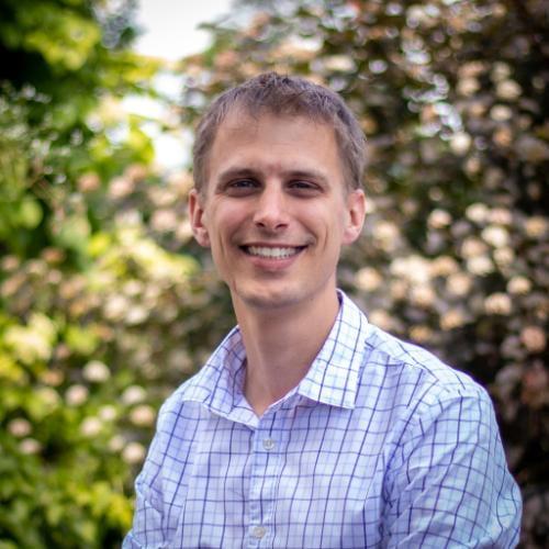 Headshot of Edward Koning