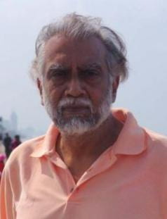 Headshot of Gopinadhan Paliyath