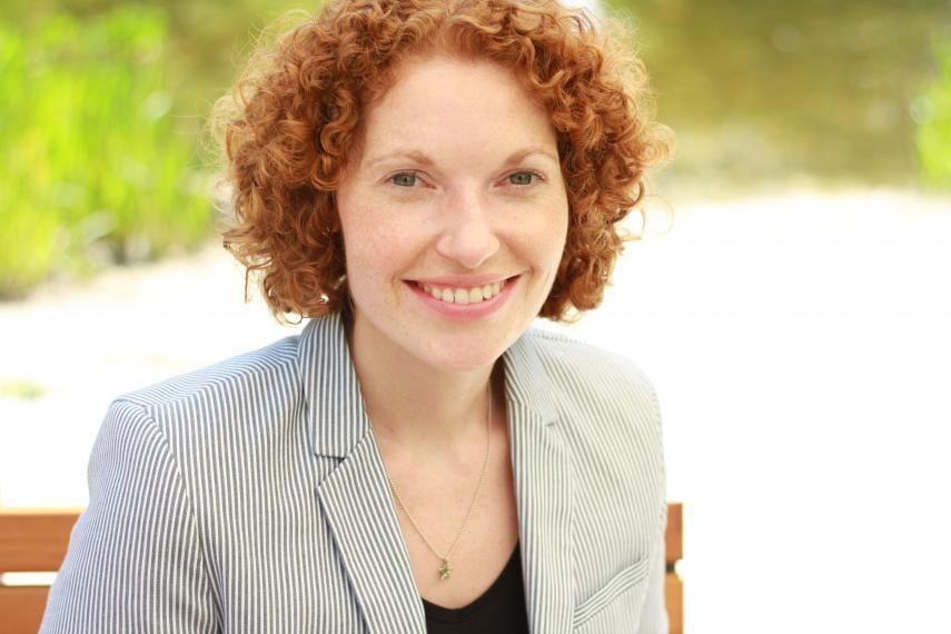 Headshot of Jennifer Geddes Mcalister