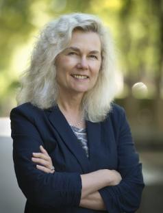 Headshot of Mary Ruth McDonald