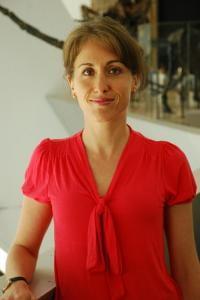 Headshot of Maya Goldenberg