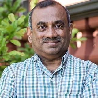 Headshot of Naresh Thevathasan