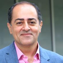 Headshot of Shayan Sharif