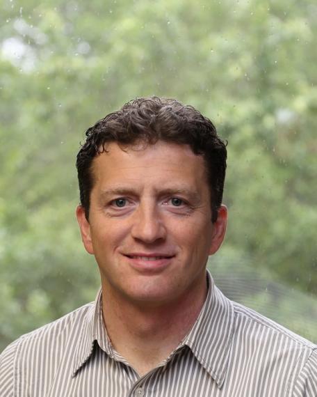 Headshot of John Srbely
