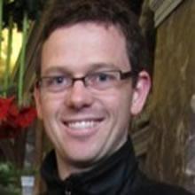 Headshot of Thomas Koch