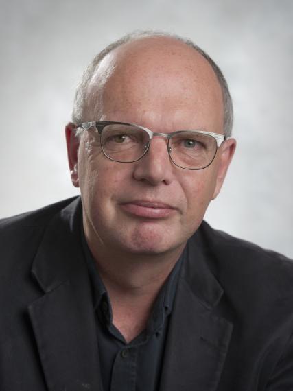 Headshot of Keith Warriner