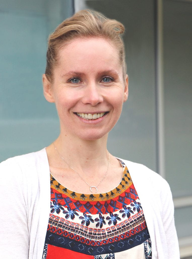 Headshot of Sarah Wootton