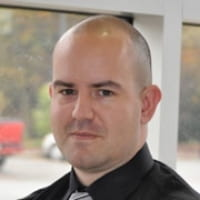 Headshot of Brandon Gilroyed