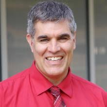 Headshot of Byram Bridle