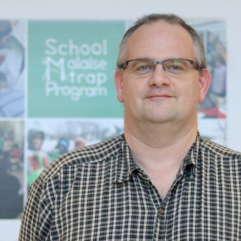 Headshot of Dirk Steinke