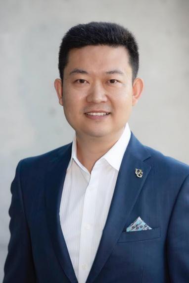 Headshot of Wei Zhang