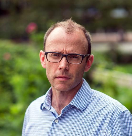 Headshot of Todd Gillis