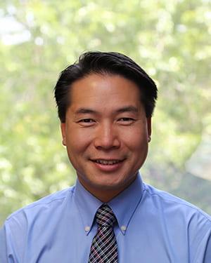 Headshot of David Ma