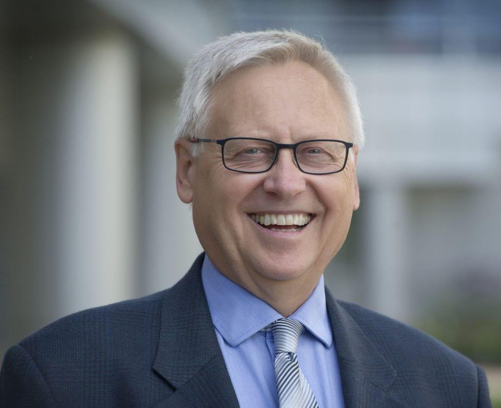 Headshot of Glen Van Der Kraak