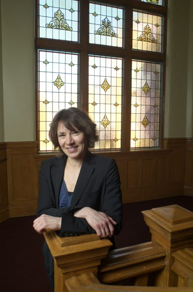 Headshot of of Michele Preyde