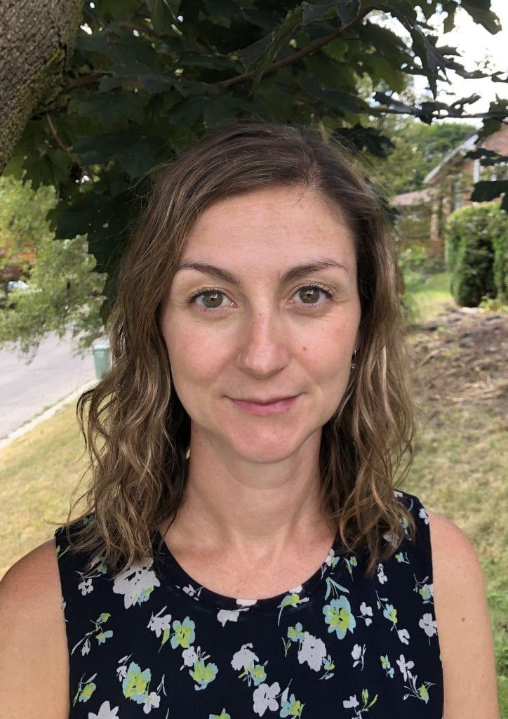 Headshot of Dr. Heather Murphy