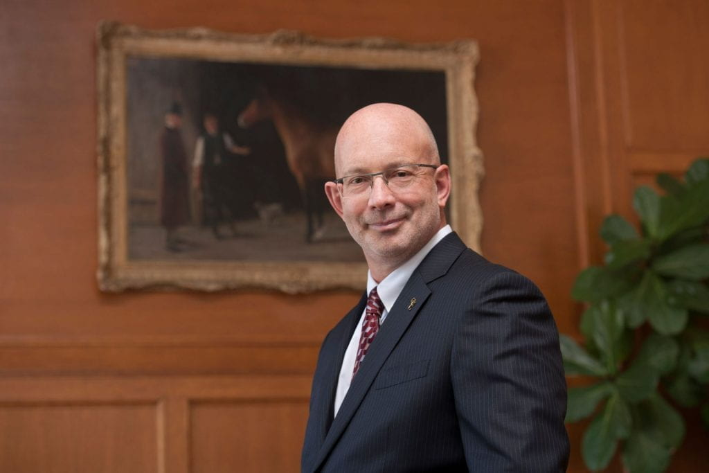 Headshot of Dr. Jeff Wichtel