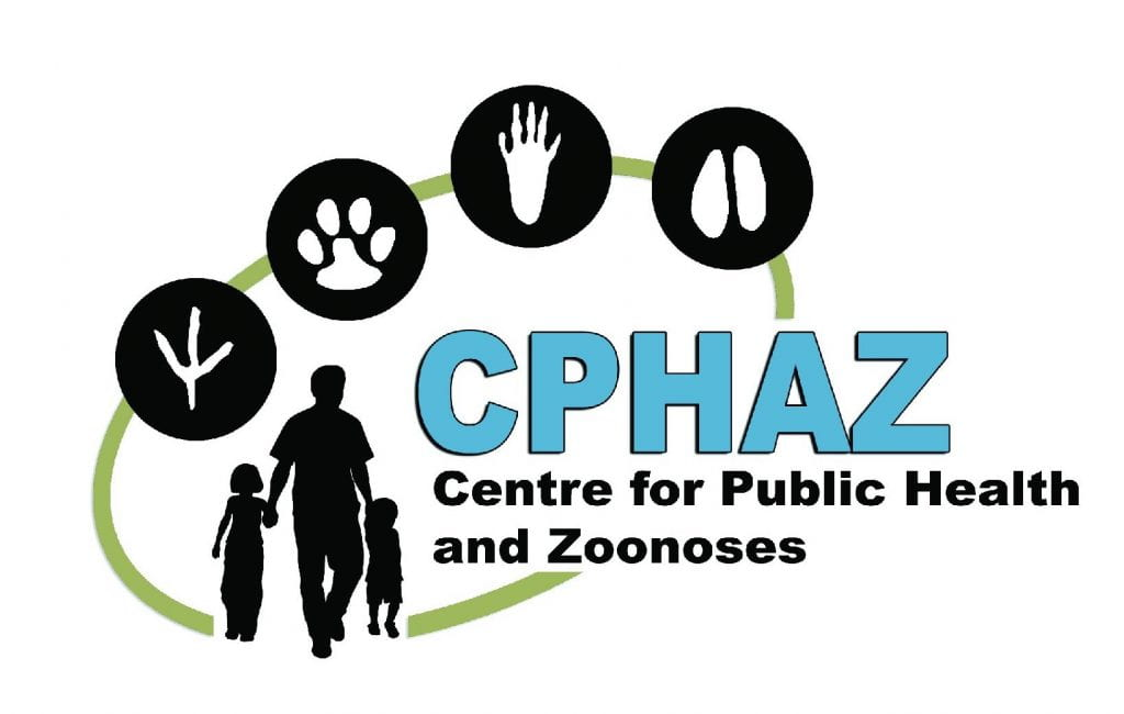 CPHAZ, Centre for Public Health and Zoonoses logo