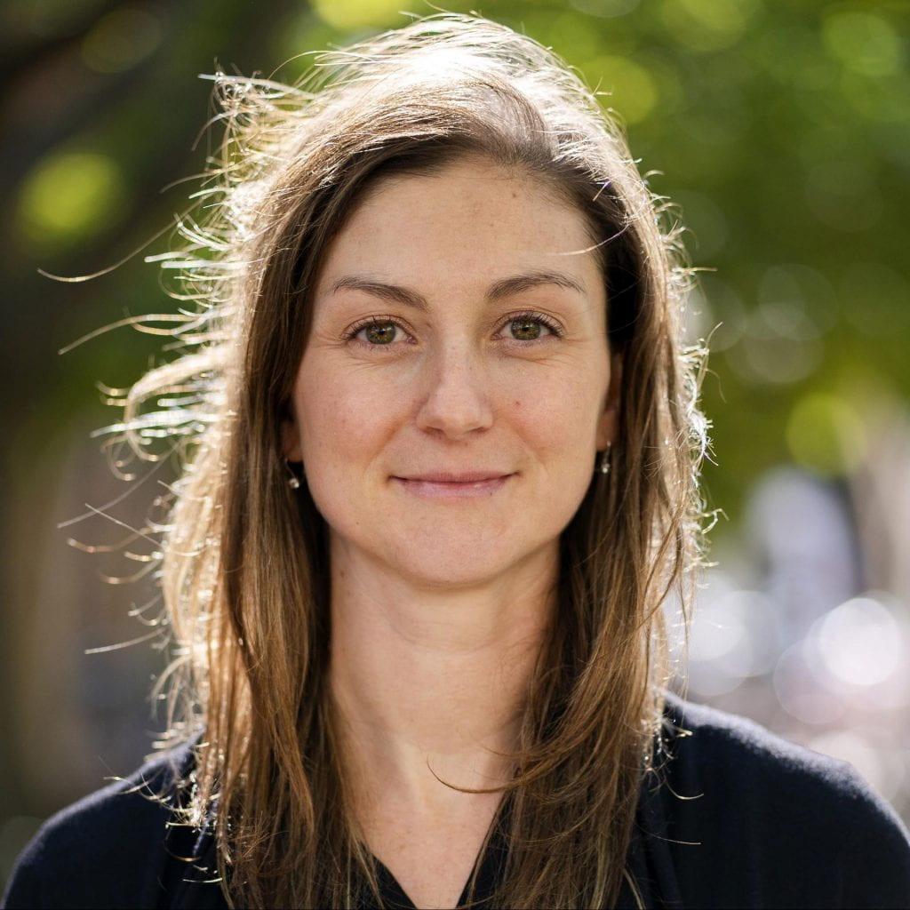 Headshot of Heather Murphy.