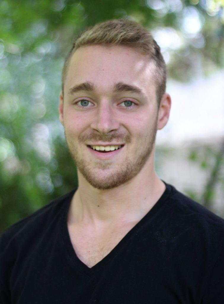 Headshot of David Borish