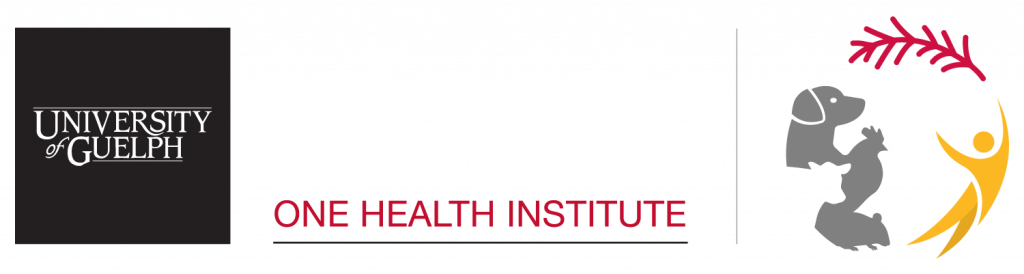 University of Guelph One Health Institute logo