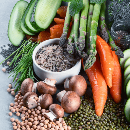 Making room for plant-based proteins at the table