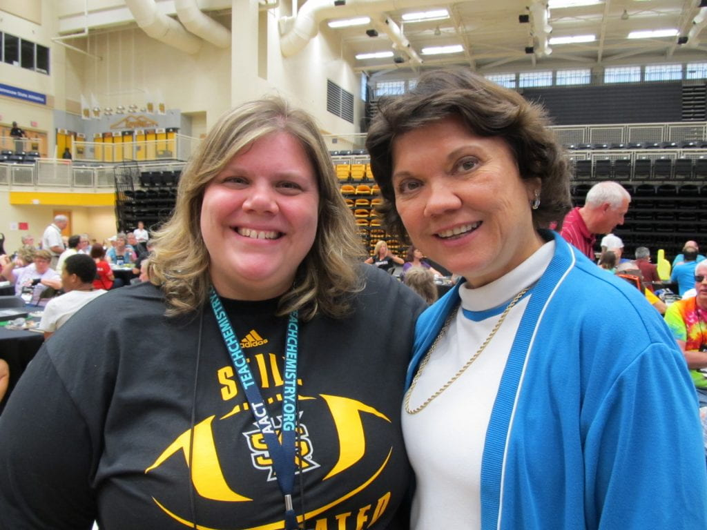 Donna J. Nelson and Michelle Head