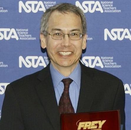 Steven Sogo at NSTA