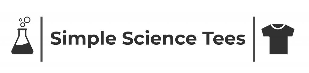 simple science tees logo