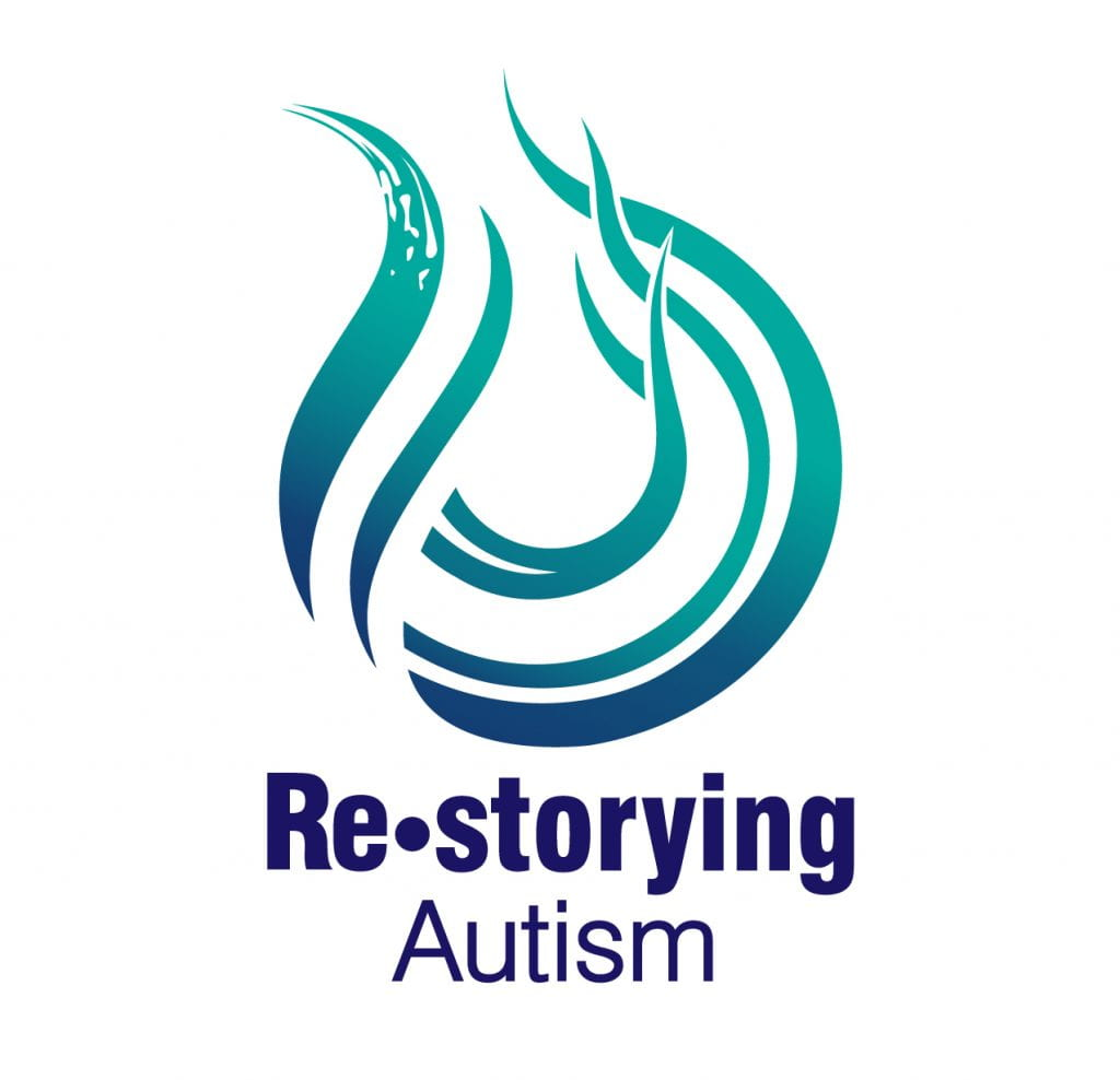logo of Re•Storying Autism