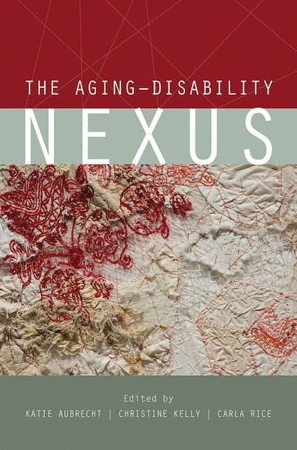 Aging Disability Nexus book cover