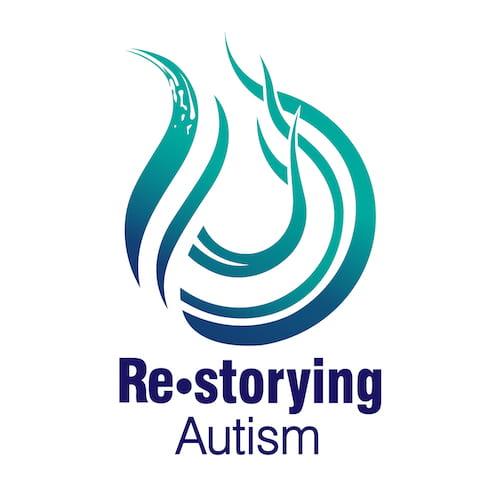 Restorying Autism logo
