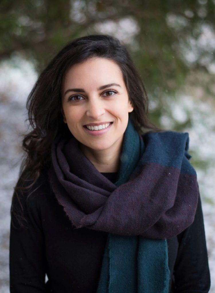 Photo of Jessica Whitehead.