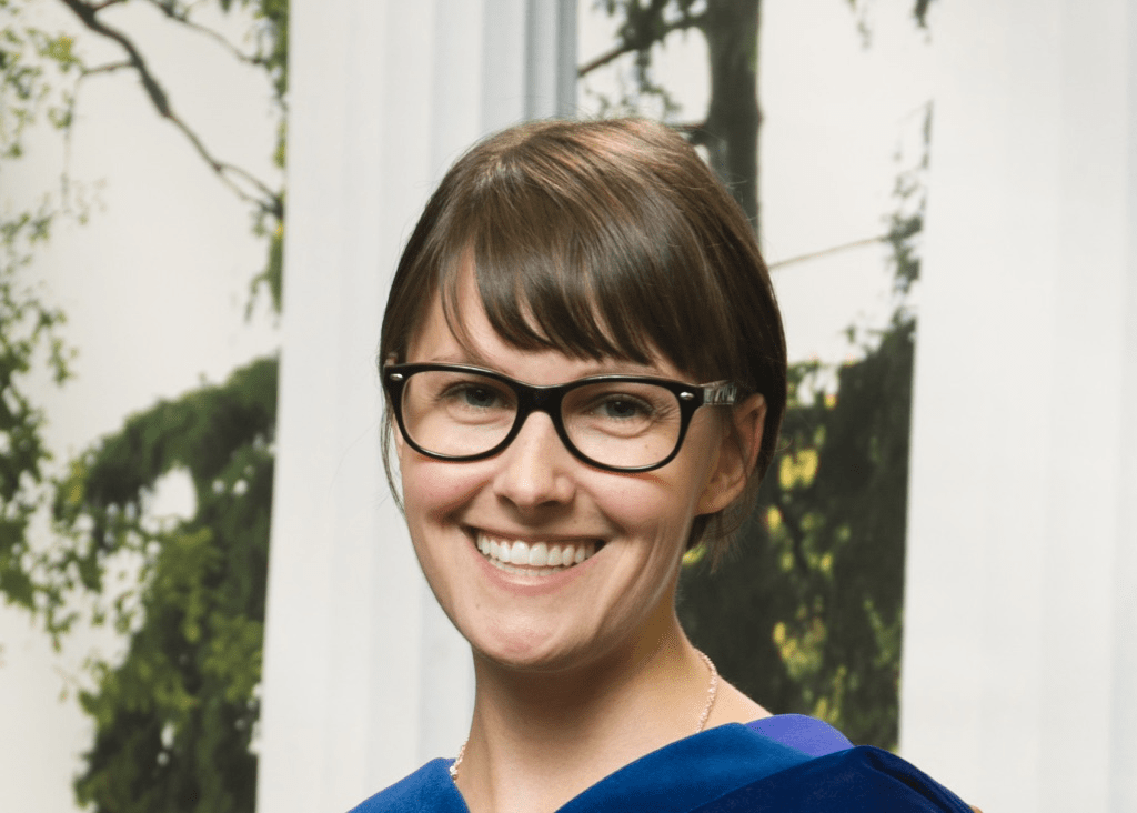 Photo of Dr. Nicole Jeffrey.