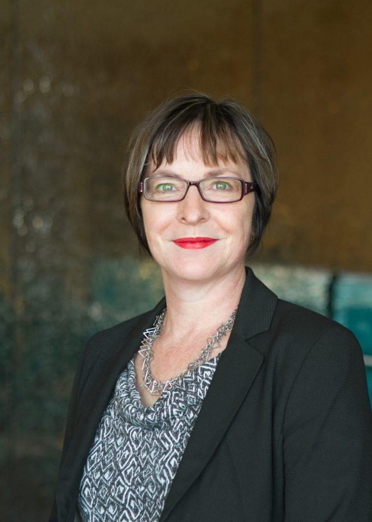 Photo of Dr. Danielle Tyson.