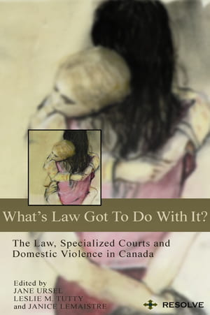 What's Law Got To Do With It? Book Cover.