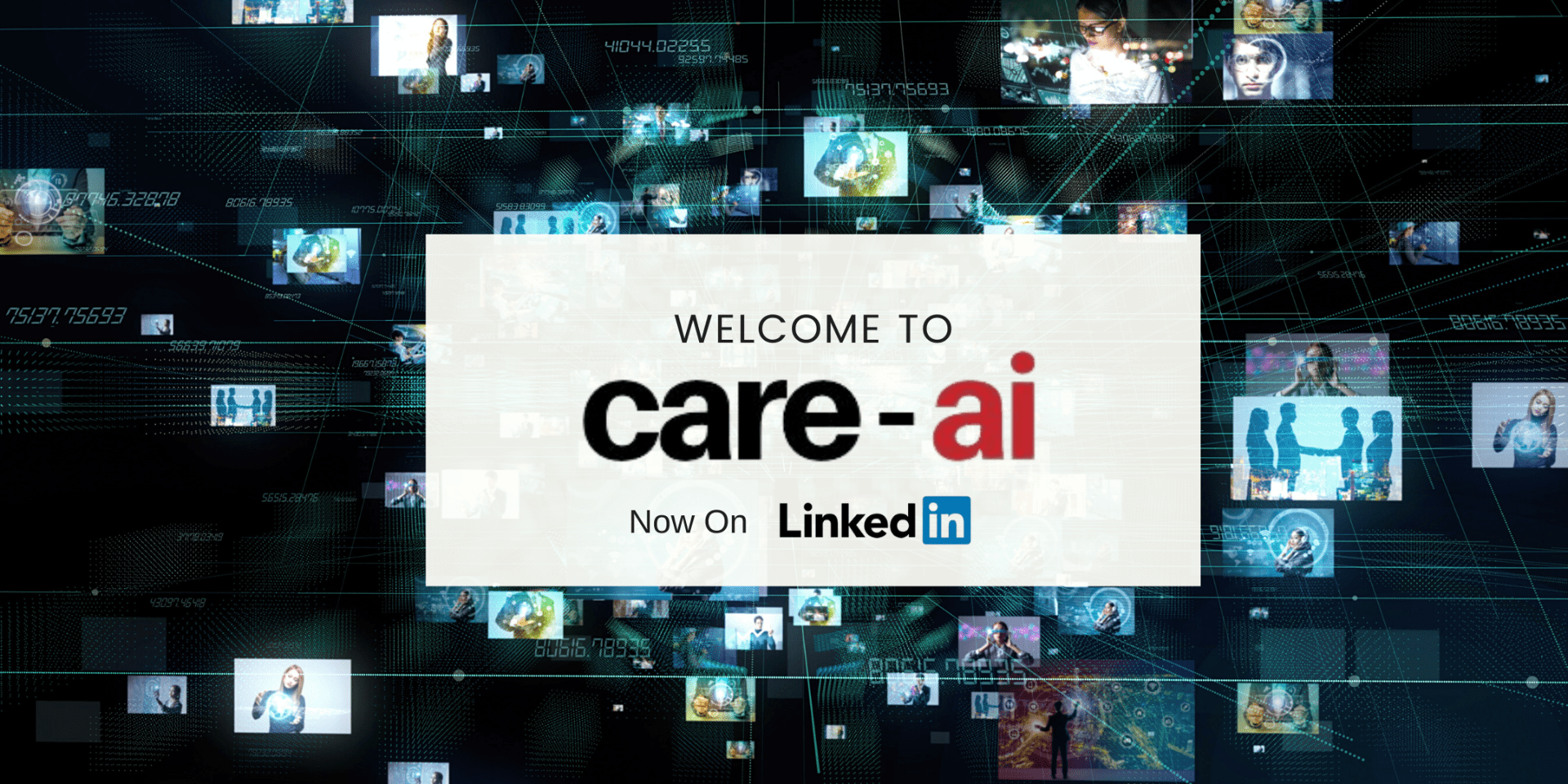 Welcome to care-ai now on Linkedin