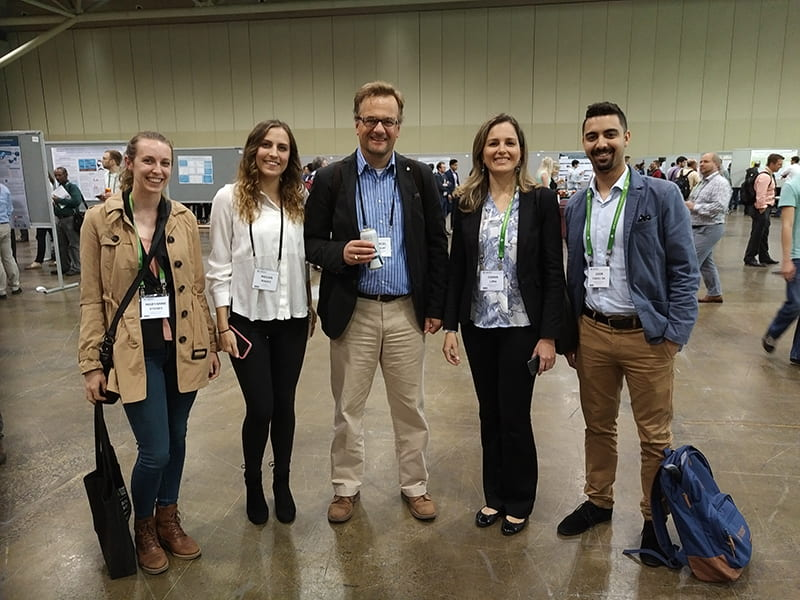The Schlaf Group at the CSC 2017 in Toronto.
