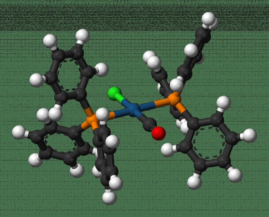 trans-carbonylchlorobis(triphenylphosphine)iridium(I) (Vaska's Complex)