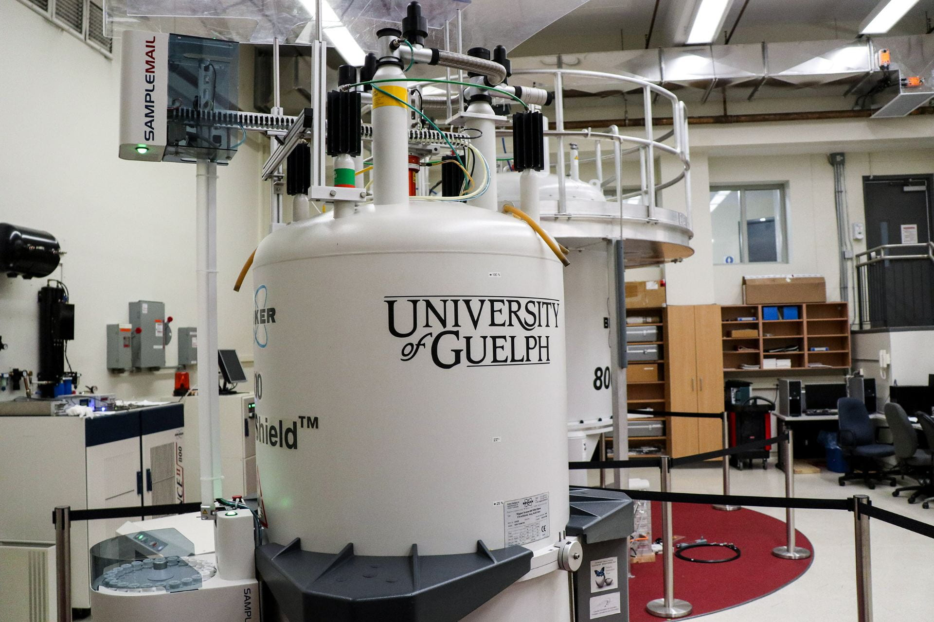 NMR at Guelph
