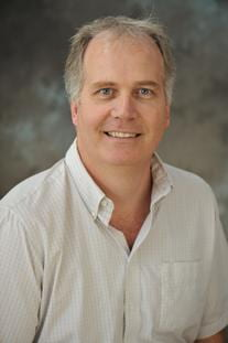 Dr. Terry Van Ray's portrait