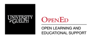 Open Learning and Educational Support